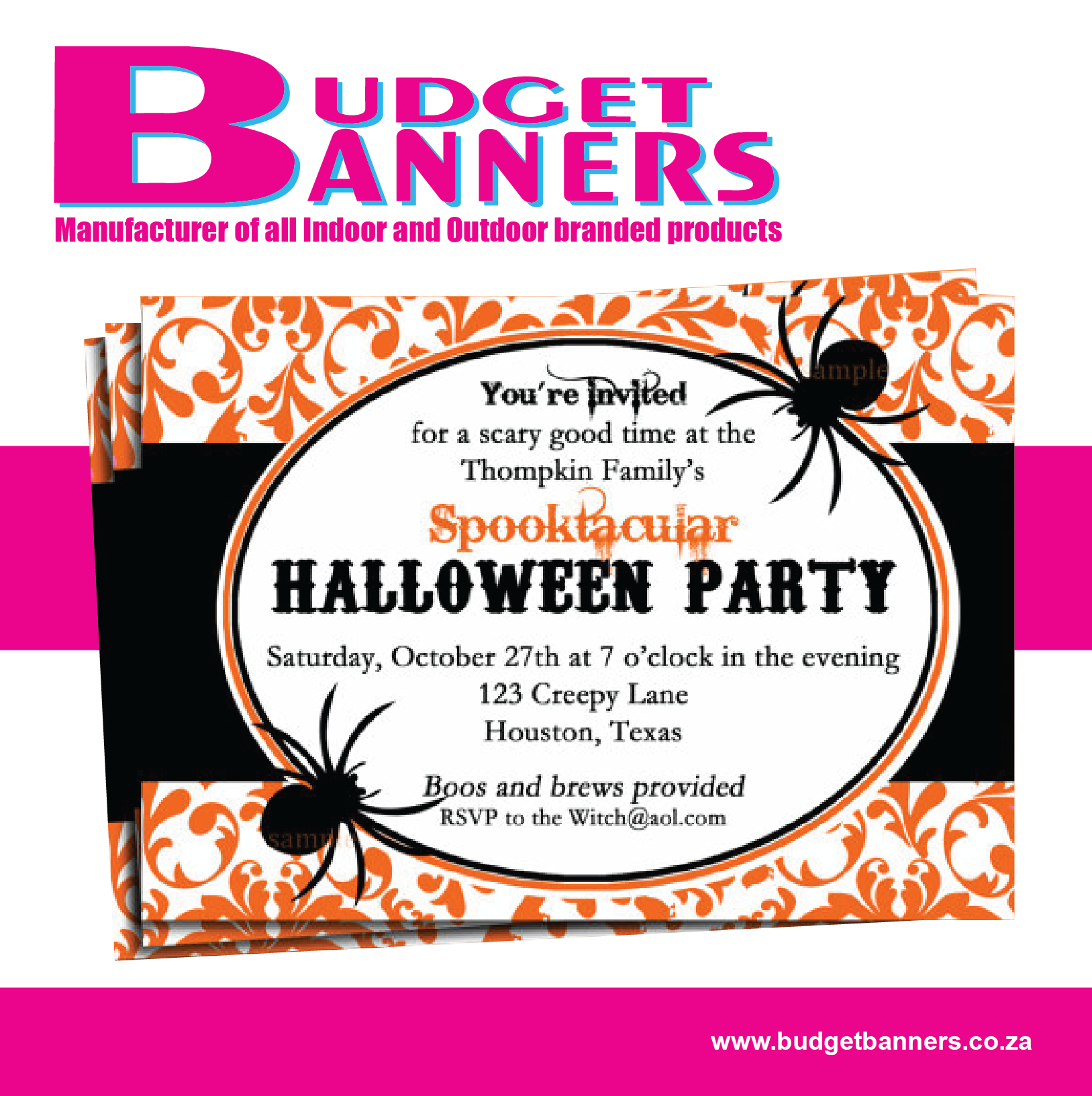 it s time to start preparing for your halloween party print and