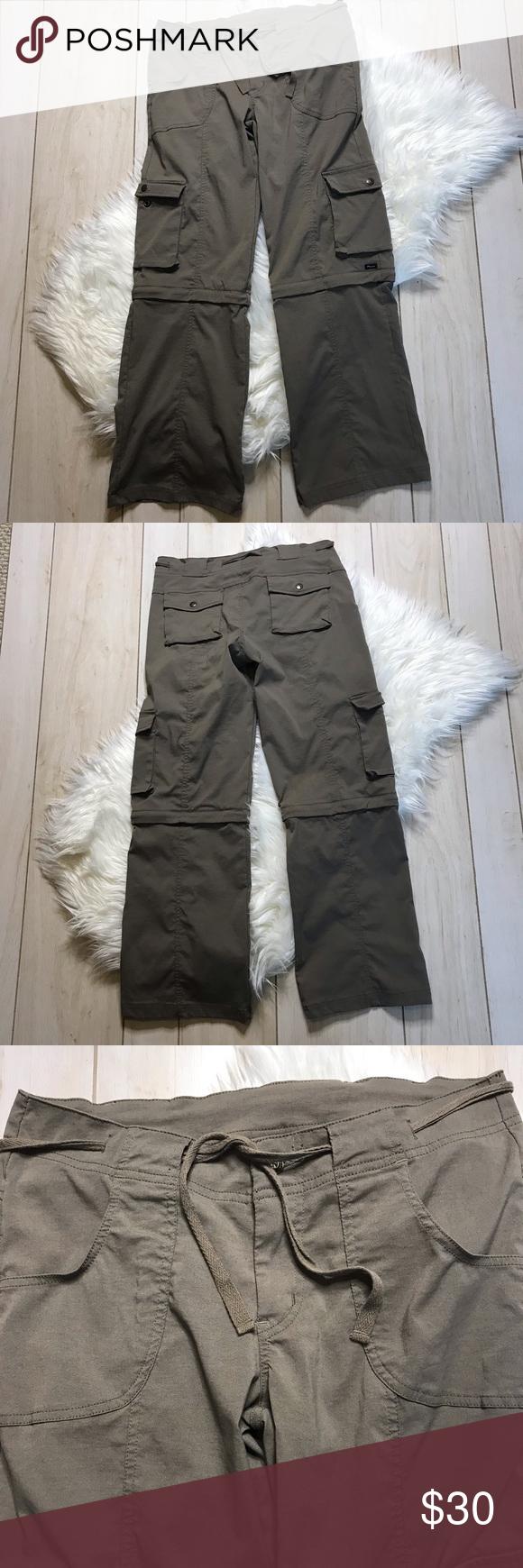 15++ Prana zip off pants trends