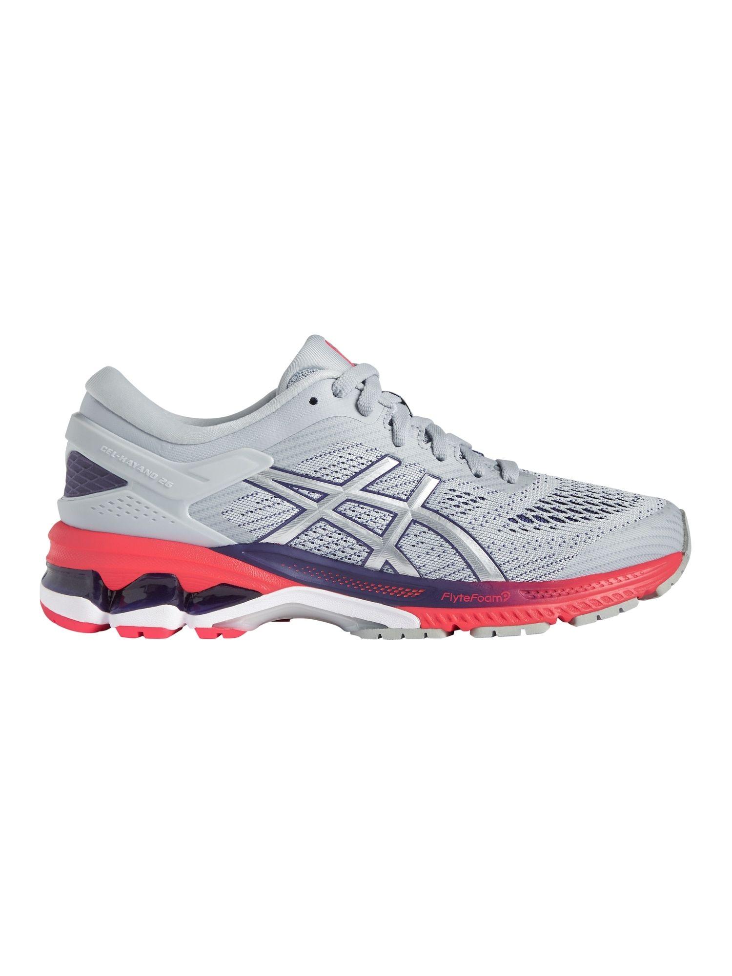 Gel Kayano 26 Sneaker By Asics® Joggesko, Asics, Joggesko  Sneakers, Asics, Running shoes