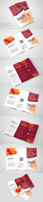 power point brochure template