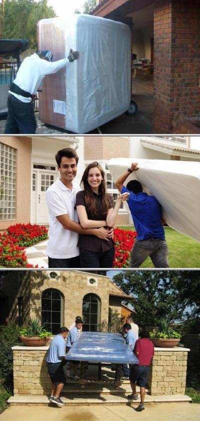 As an A+ apartment mover, Anastasia Tumanova will provide
