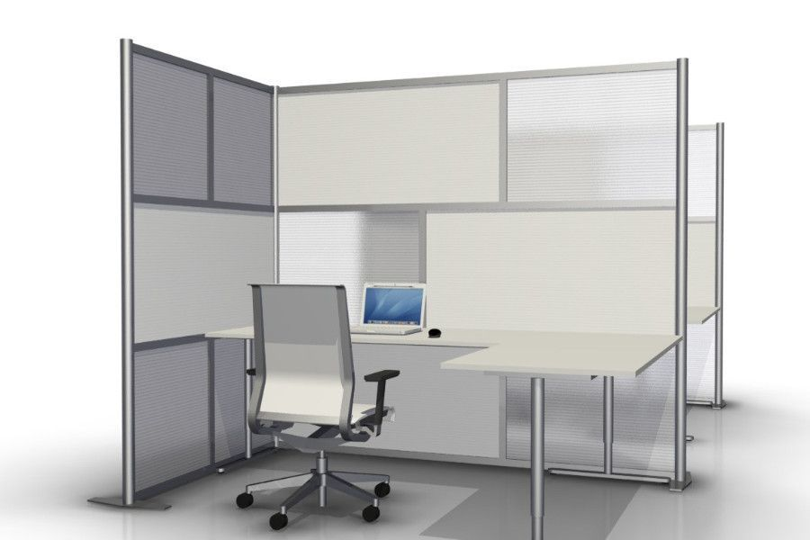 tall office partitions. L-Shaped Office Partition, 84\ Tall Partitions A