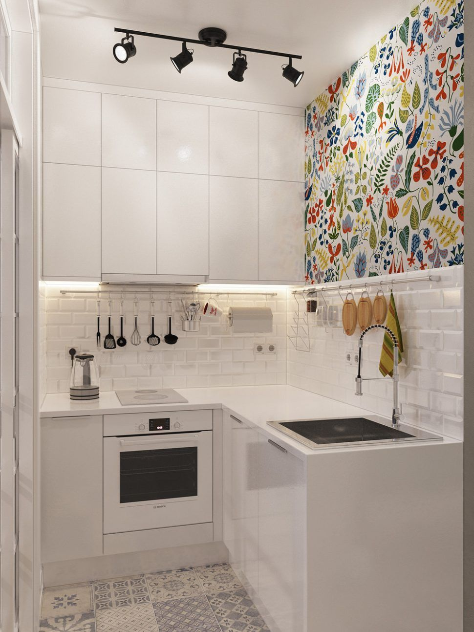 100 Very Small Kitchen Designs  Best Paint For Interior Check Impressive Very Small Kitchen Designs Design Inspiration