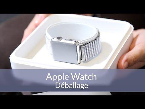 Vidéo : retour de chez Colette et déballage de l'Apple Watch !