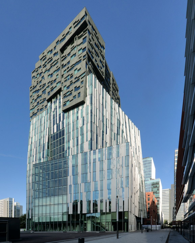 De Brauw Blackstone Westbroek Amsterdam Architecten