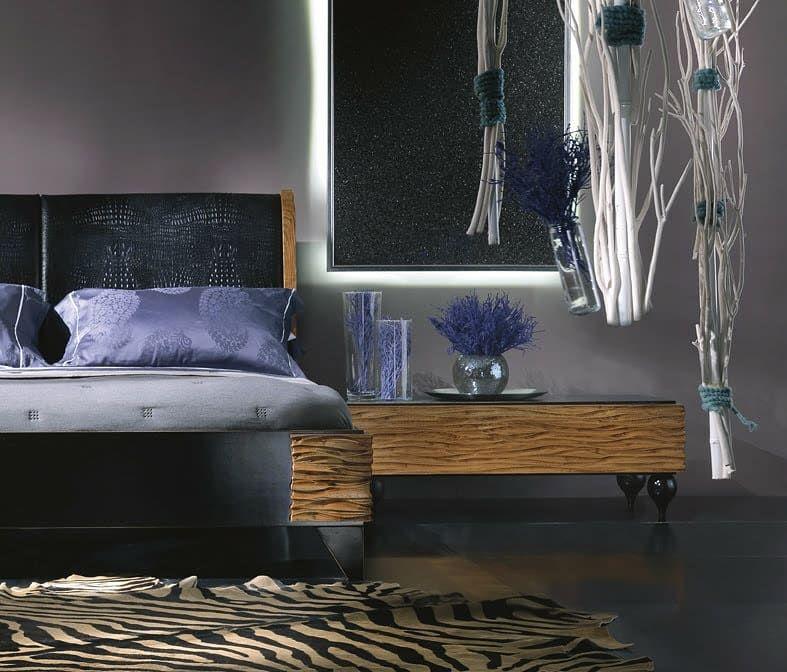Camera da letto matrimoniale della collezione Harmony ...