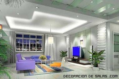 Resultado de imagen de salones iluminacion | interior decor ...
