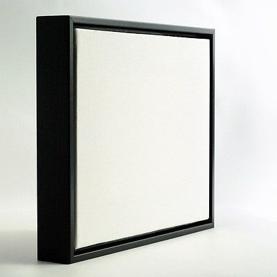 Frames and Supplies 37575: Black Floater Picture Frame 3-Pack 30X30 ...