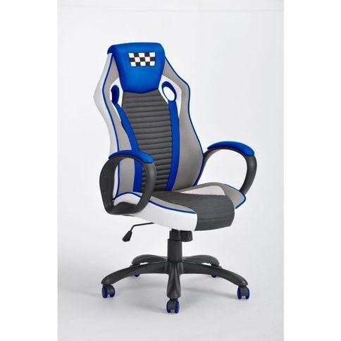 Wondrous Bargain 149 Was 199 Workspace S1 Racer Chair Blue Bralicious Painted Fabric Chair Ideas Braliciousco
