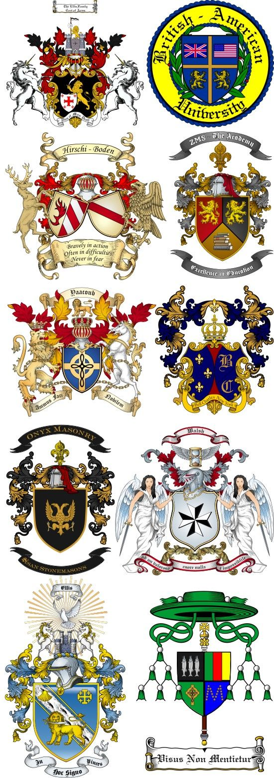 I like the one with letters and crosses the site has animal and create custom art for a special event coming up in your life design your own coat of arms symbol by our graphics artist biocorpaavc