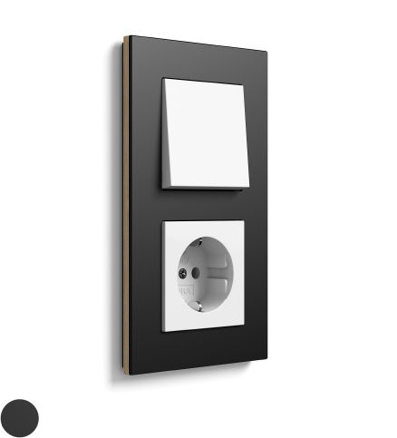 Esprit Linoleum Multiplex Farben Linoleum Schalterprogramm Lichtschalter