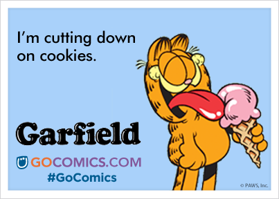 Garfield ecards