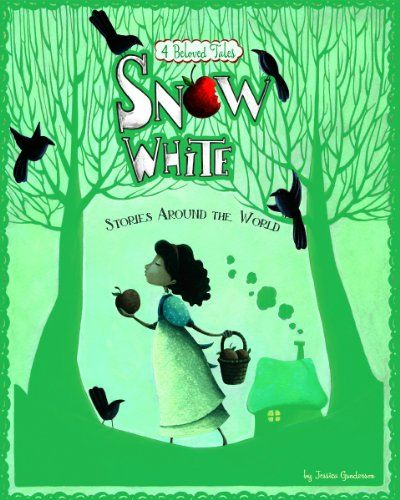 Snow White Stories Around the World: 4 Beloved Tales (Multicultural Fairy Tales) by Jessica Gunderson http://www.amazon.com/dp/1479554421/ref=cm_sw_r_pi_dp_oABpvb02P6ME6