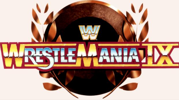 Wrestlemania Ix Wrestlemania Wrestling Wwf