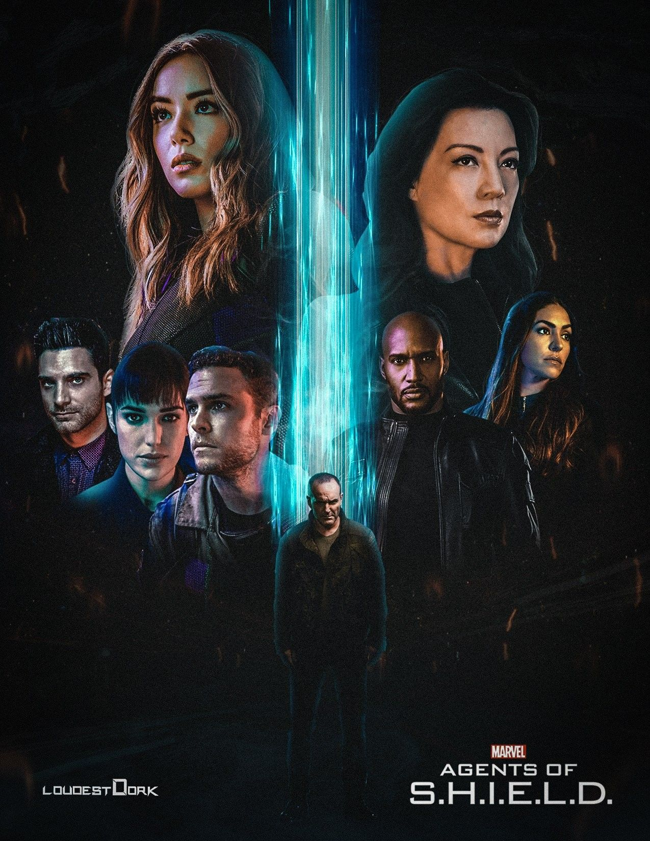 Agents of S.H.I.E.L.D. : Season 6 | Agents of shield may, Agents ...