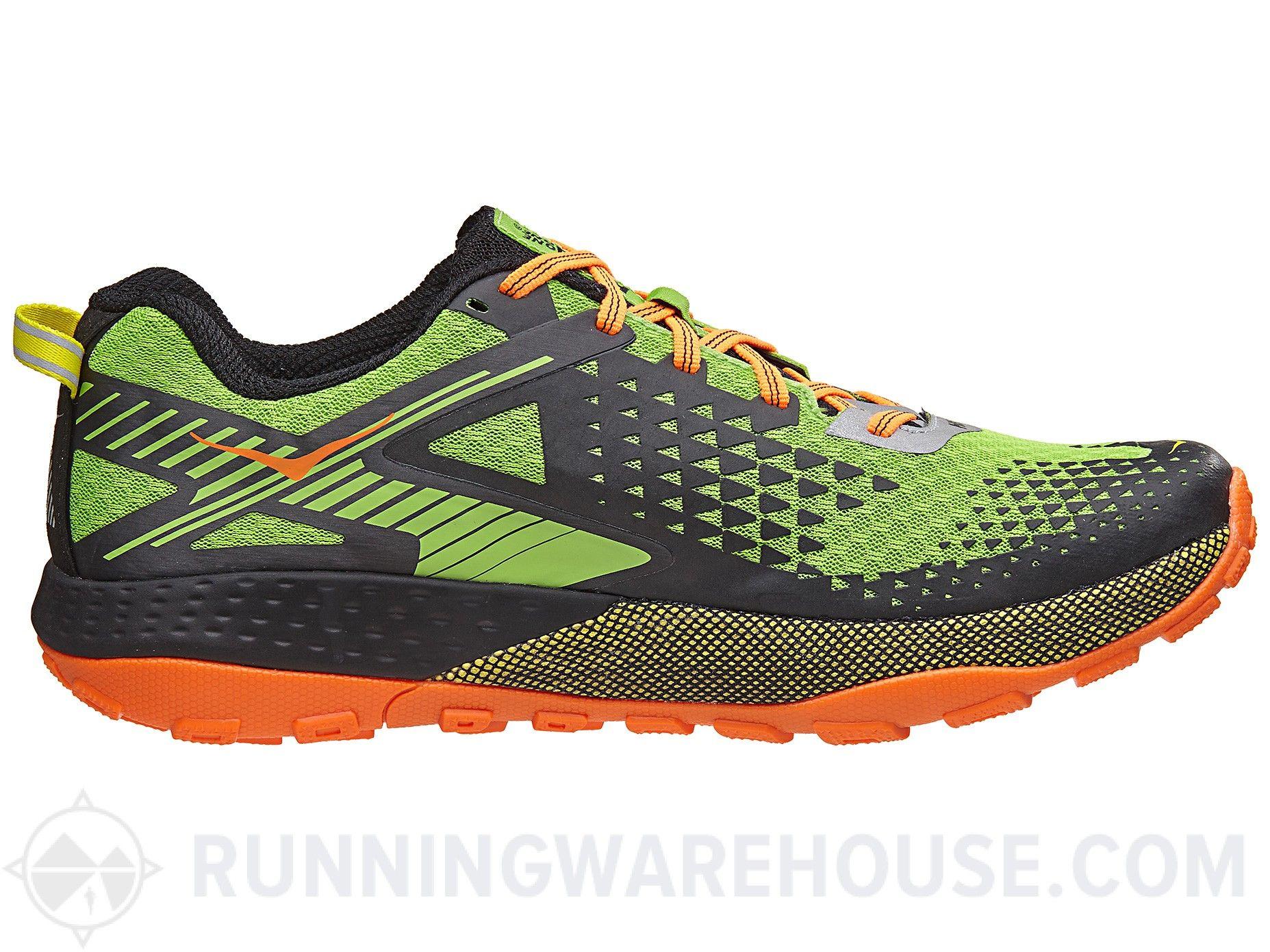 quality design 7105e 61bca HOKA ONE ONE Speed Instinct 2 Men's Shoes Jasmine Green ...