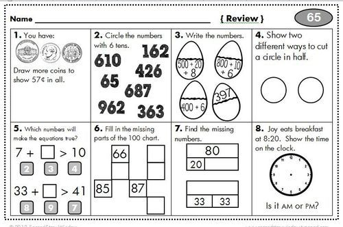 homework sheets – Math Homework Worksheets