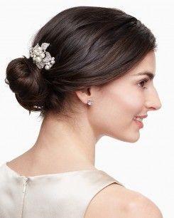 Grazi Floral Hair Comb