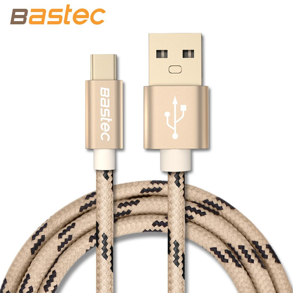 Bastec Original Usb Type C Cable Gold Plated Plug Data Transmission 20 Hispeed A To Minib 5 Pin Power Lead 1m Usb2