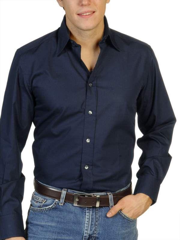 cefe71112ef3 Camisas para hombres del Anna Einwaller.   camisas manga larga para ...
