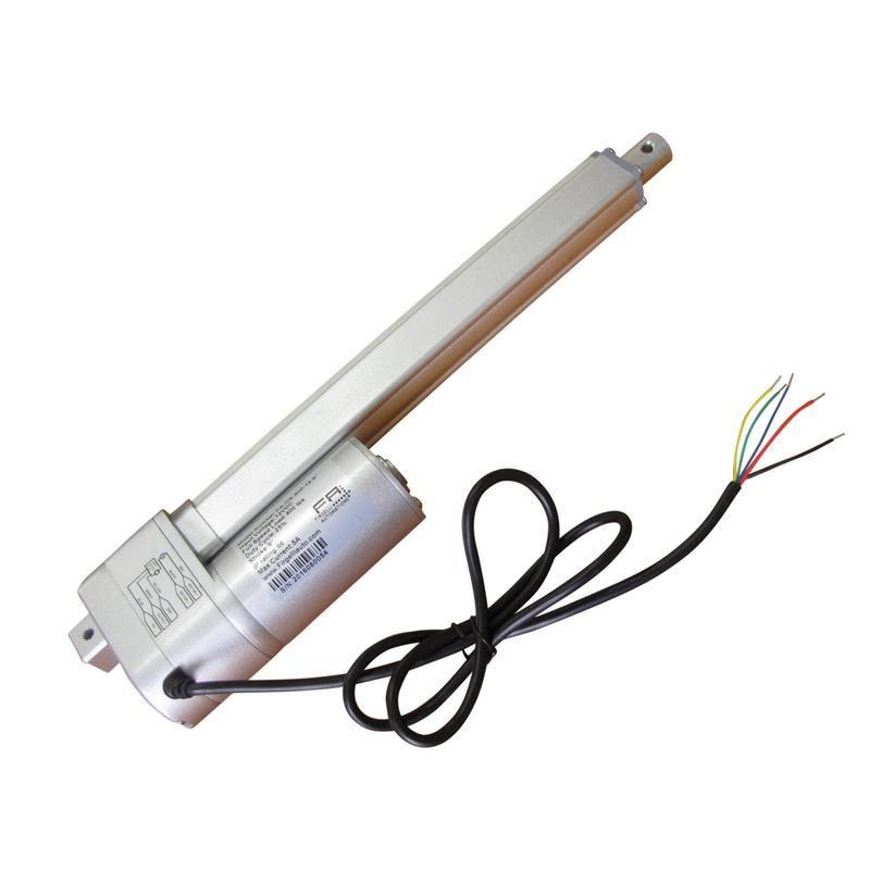 Optical Feedback Linear Actuators | Actuator, Linear actuator, Optical
