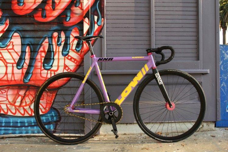 Purple Low Track Standard Pedal Room Pyora Pinterest Fixie