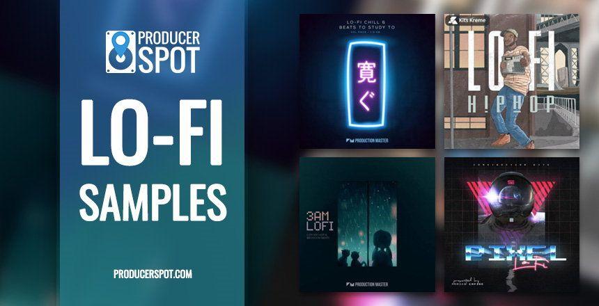 Best LoFi Sample Packs LoFi Hip Hop Samples Sound