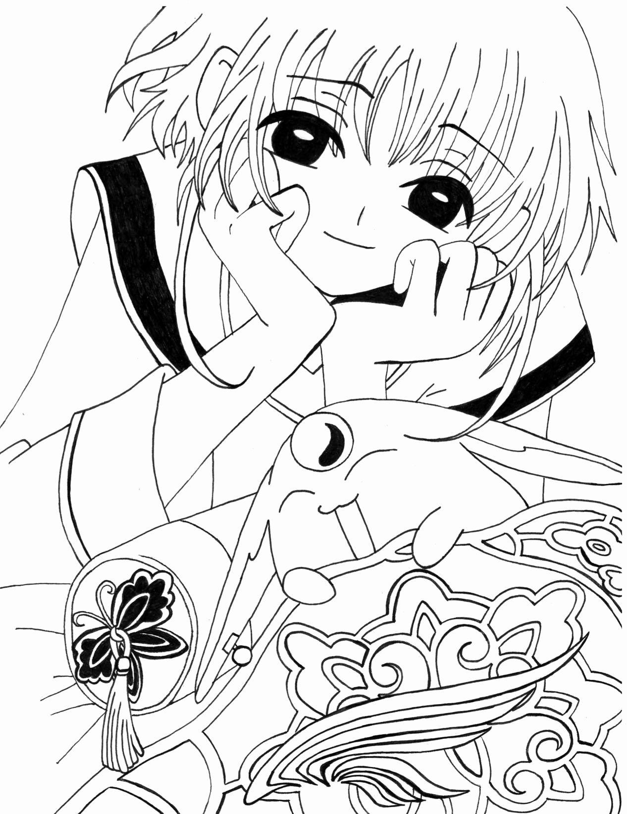 Tsubasa Reservoir Chronicle Anime Coloring Pages Printable Inspirational Tsubasa Resevoir Chronicles By Layna2007 On D Anime Coloring Pages Tsubasa Chronicles [ 1644 x 1266 Pixel ]