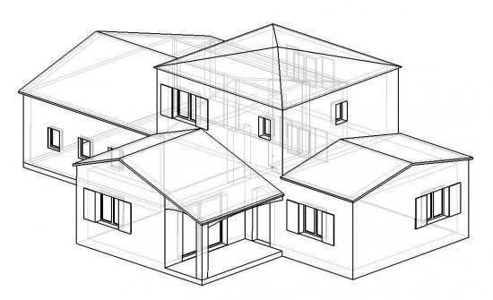Dessiner maison 3d kl,ùl Pinterest