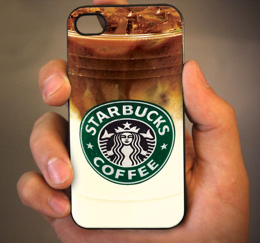 Iced Coffee Starbucks IPhone Case I Want This For When Get Cool And Have An Iphone