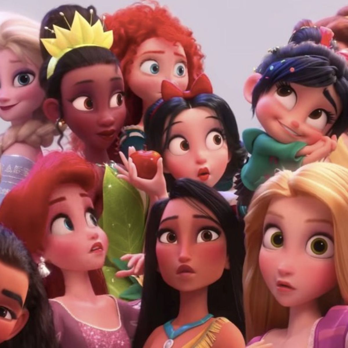 How Disney did all those Princesses in Ralph Breaks the ...