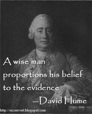 Atheism Of The Gap By Rabbi Moshe Averick Wisdom Quotes David Hume Quotes David Hume