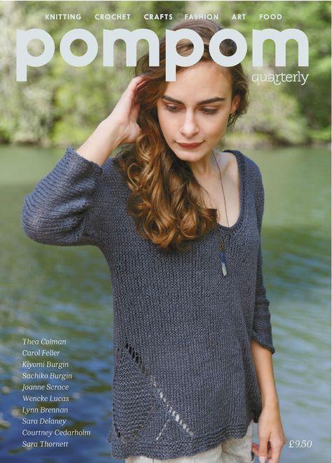 PomPom Quarterly №17 2016 轻描淡写 轻描淡写 | Knit