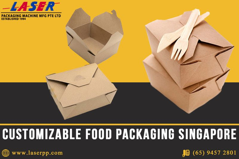 Buy Beautifully Designed Customizable Food Packaging Supplies in