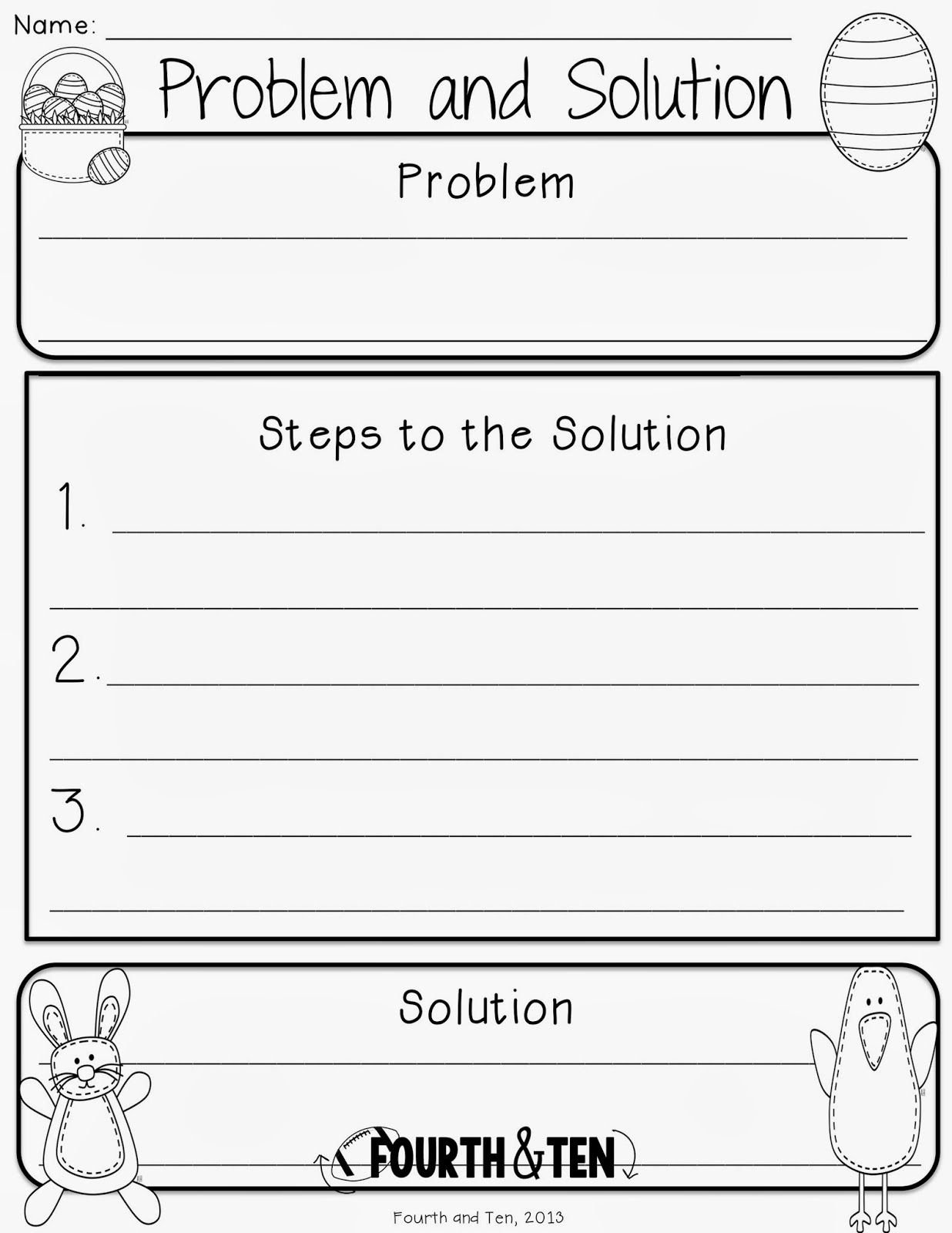 St Patrick S Day Graphic Organizers Try Them Before You
