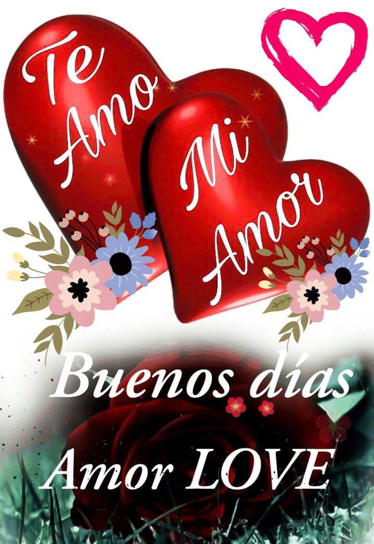 Te amo mucho mi amor!!😗😗