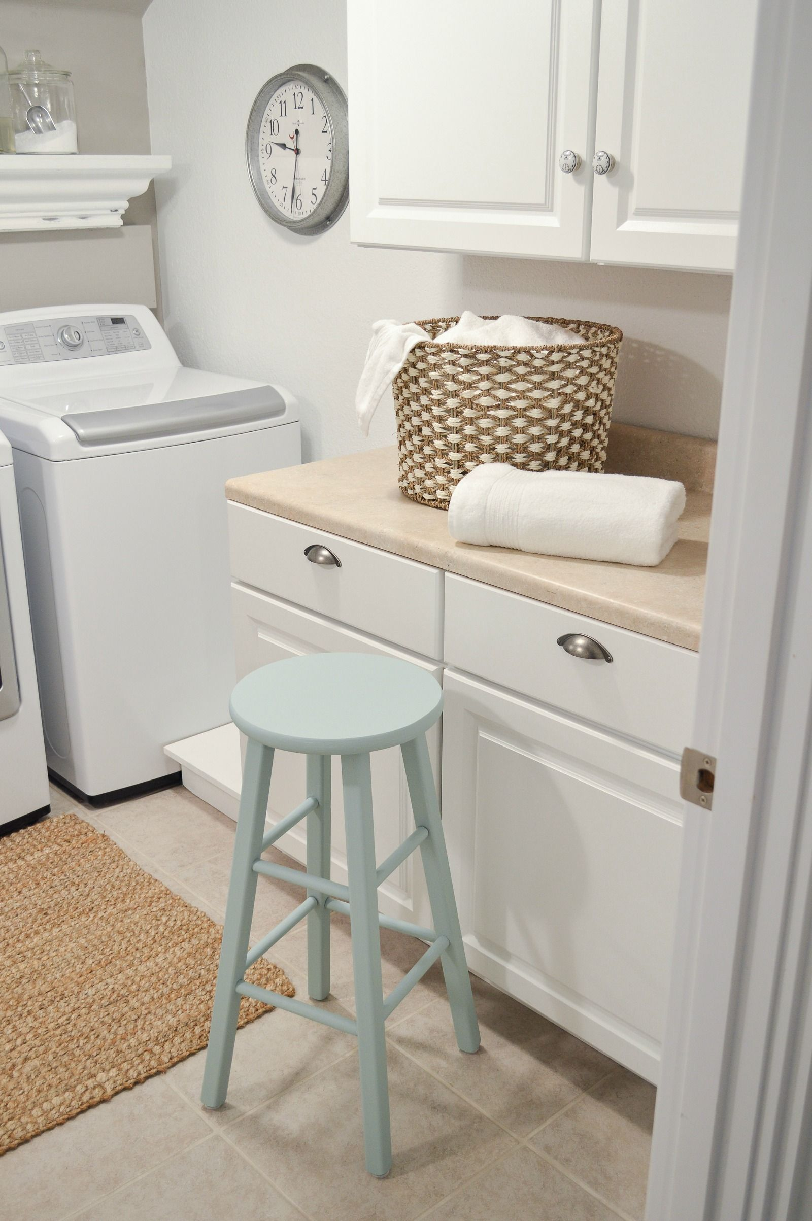 Small Space Combination Laundry Room Powder Bathroom ...