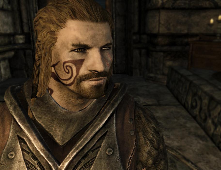 Skyrim - Argis the Bulwark