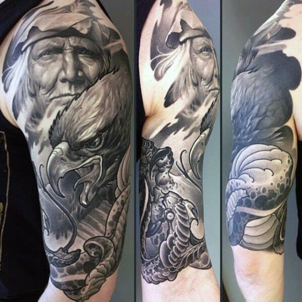 How to Come Up with a Tattoo Idea - Novo Gallery   Tattoos