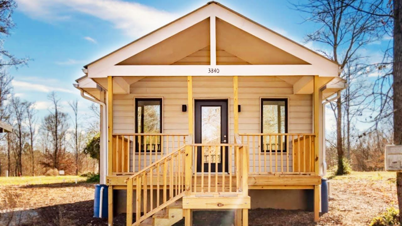 amazing traditional style tiny home tinyhousemovement on beautiful tiny home ever id=56040