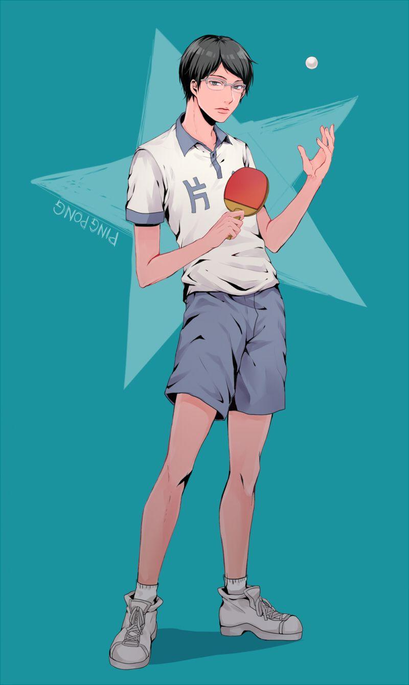 ping pong the animation 卓球 ピンポン