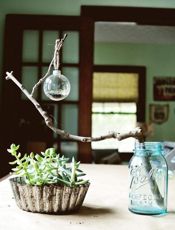 diy terrarium ornament farm fresh therapy diy. Black Bedroom Furniture Sets. Home Design Ideas