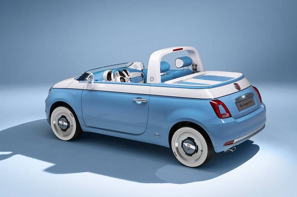 Fiat 500 Spiaggina By Garage Italia With Images Fiat 500 Fiat