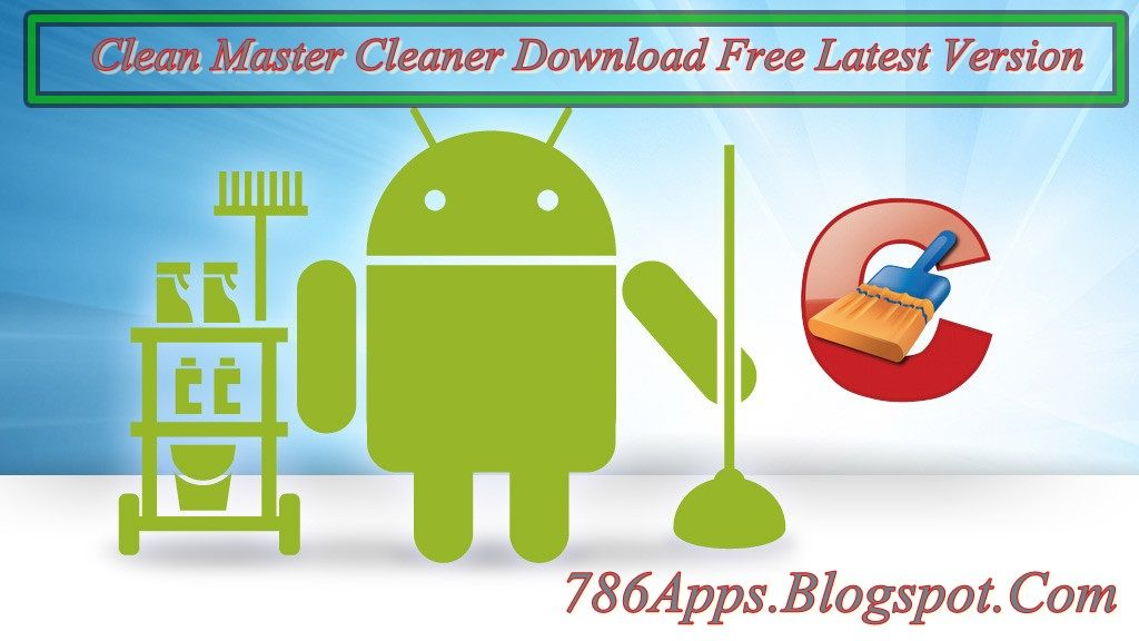 Download Clean Master Cleaner 5.11.1 For Android.Clean