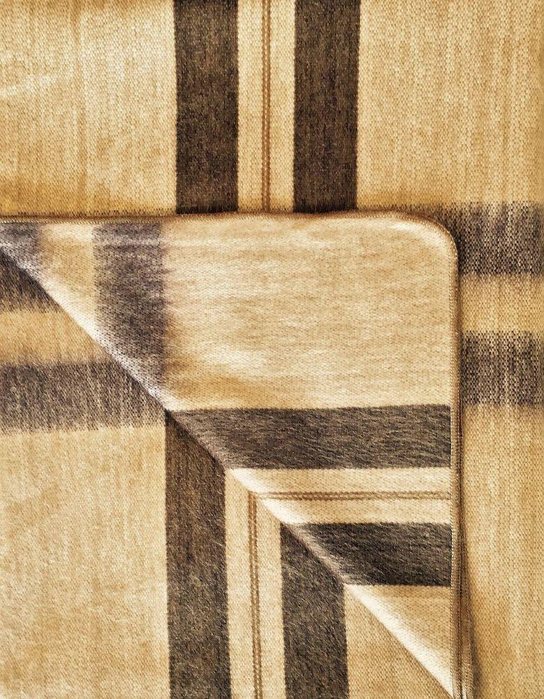 FESTIVE DEAL SOFT /& WARM ALPACA WOOL BLANKET PLAID 230x165cm HANDMADE IN ECUADOR