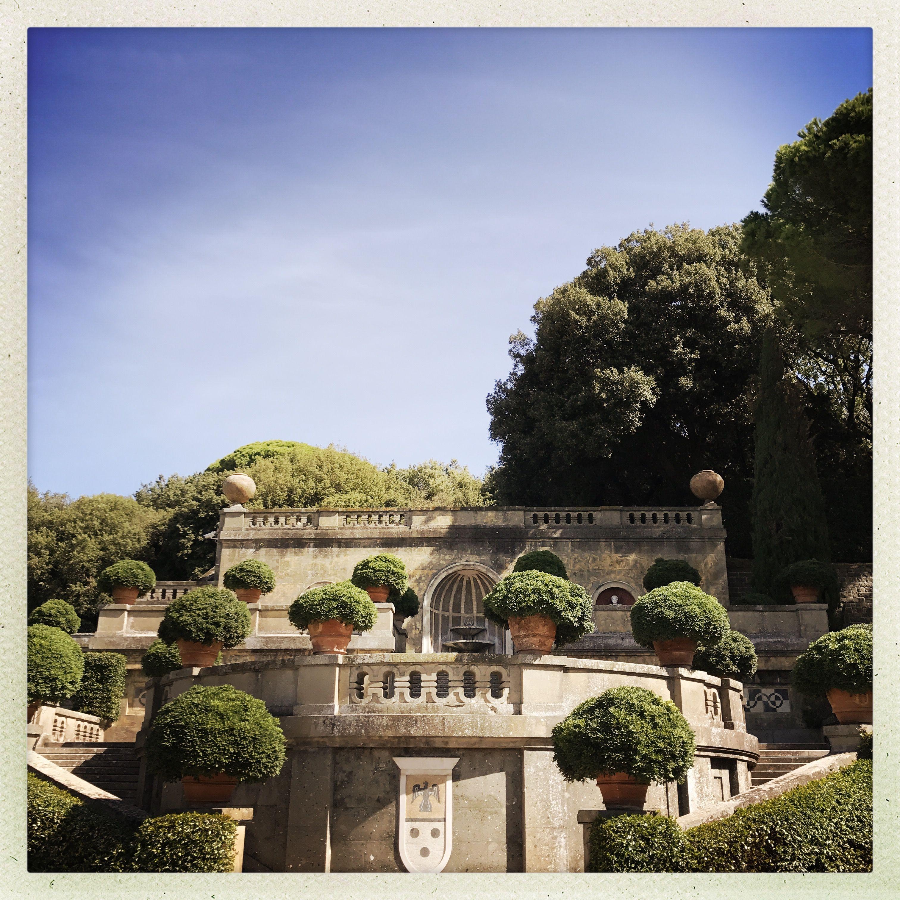 80ace51f6ef9f590180497c0a05d0a5c - Barberini Gardens Of The Pontifical Villas
