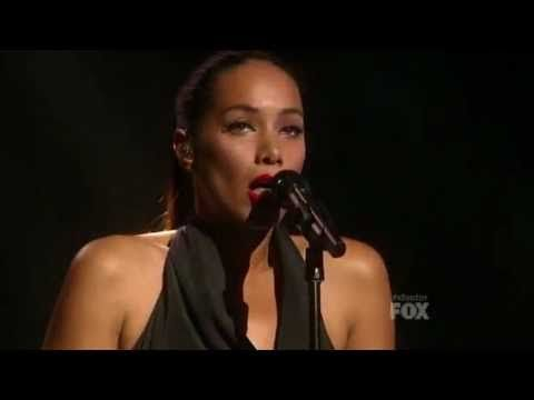 Leona Lewis Run The X Factor Usa 2011 Live Final Show