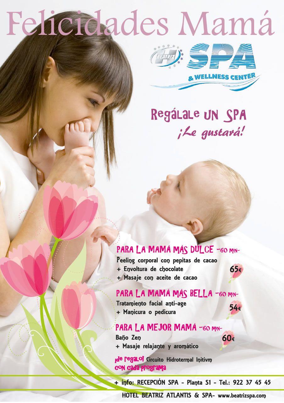 Celebre el d a de la madre regalando a esa persona querida - Que es un spa ...