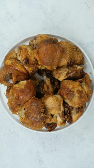 Monkey Bread Recipe Homemade