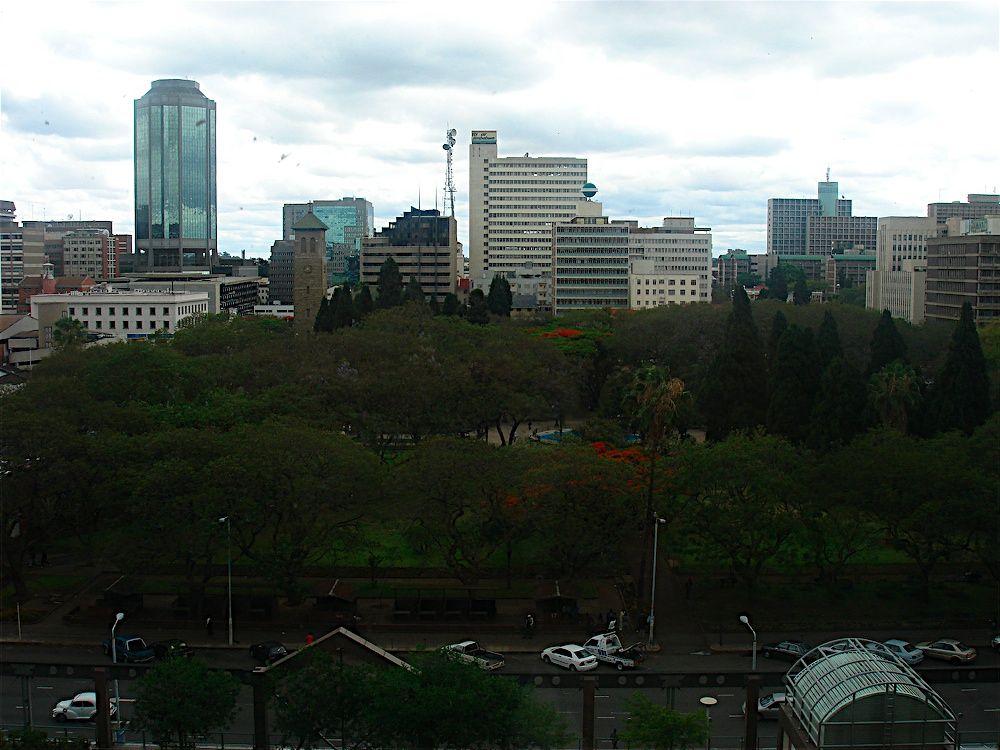 Harare Zimbabwe Africa, Zimbabwe, Skyline
